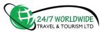 24/7 Worldwide Travel & Tourism Ltd ( TUGATA No: 337 )